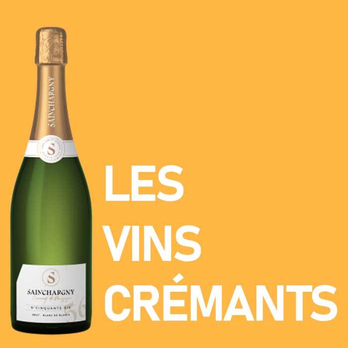 les vins crémants