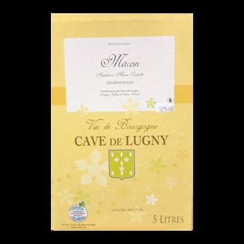 bag-in-box mâcon blanc cave de lugny
