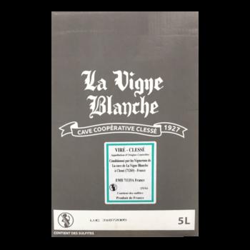 Bag-in-Box viré-clessé la vigne blanche